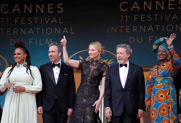 Cate Blanchett'ın Cannes açıklamaları
