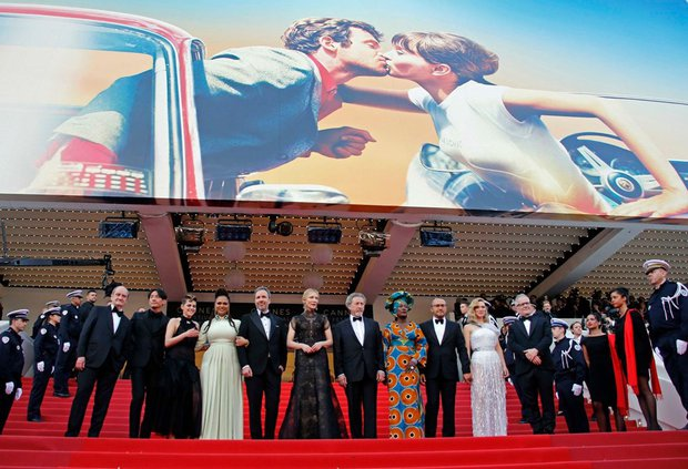 Cannes 2018 Festival Jürisi