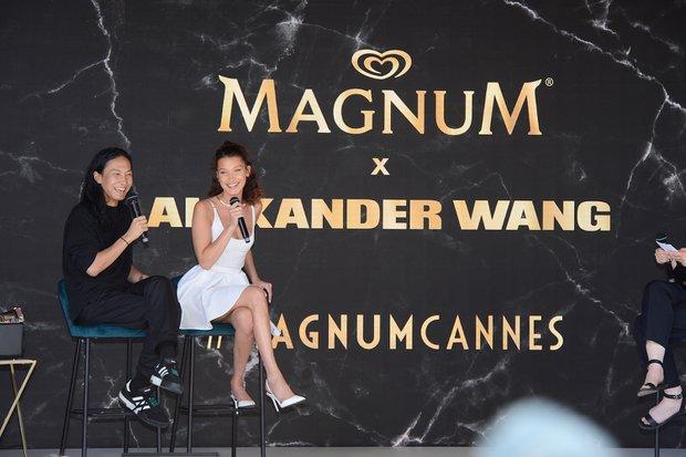 Alexander Wang & Bella Hadid