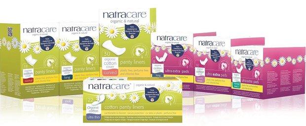 Natracare ürünleri