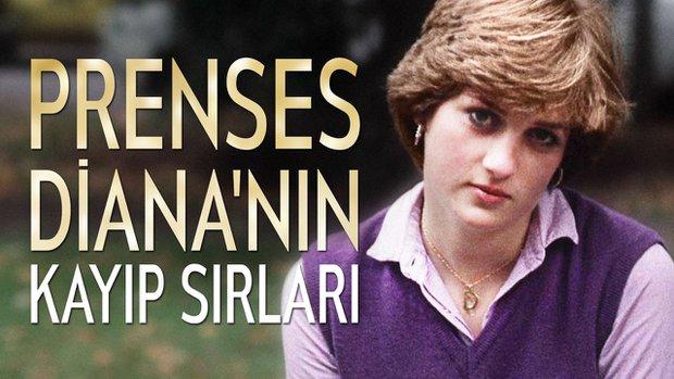 Belgesel: Prenses Diana'nın Kayıp Sırları