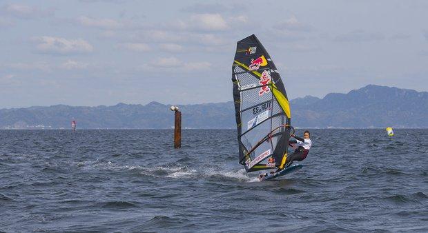 Rüzgar Sörfçüsü Lena Aylin Erdil