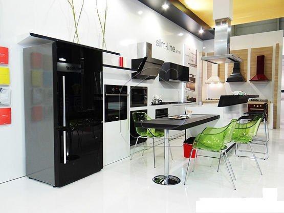 Silverline ankastre açık mutfak