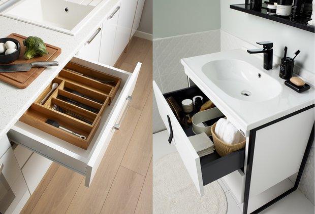 Mutfak banyo düzenleme