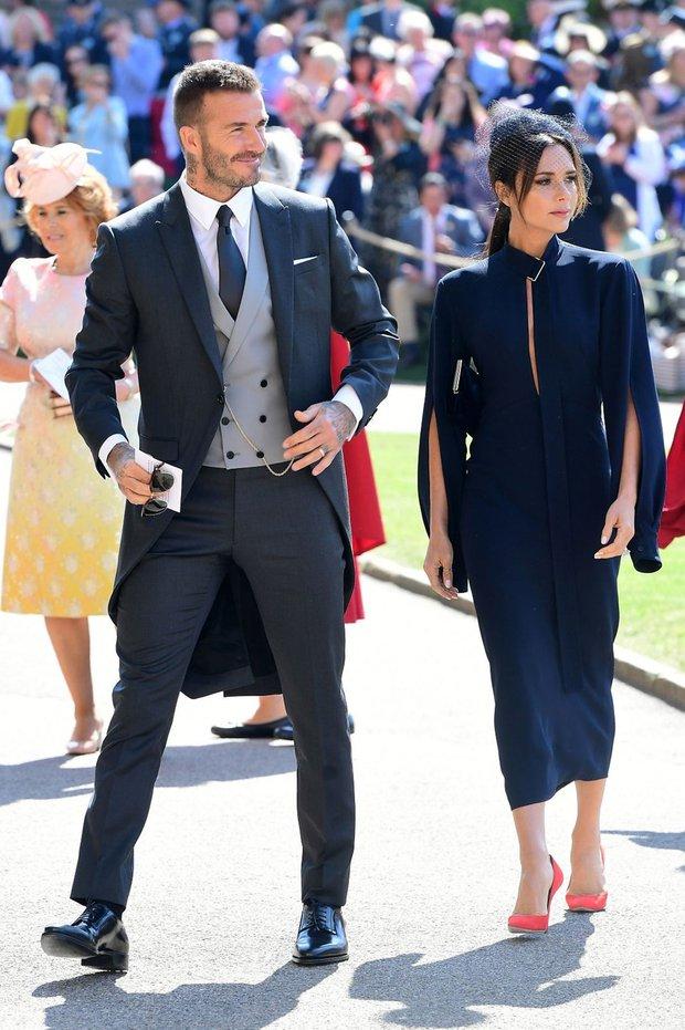 David Beckham ve Victoria Beckham