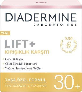 Diadermine LIFT+ Kırışıklk Karşıtı 30+