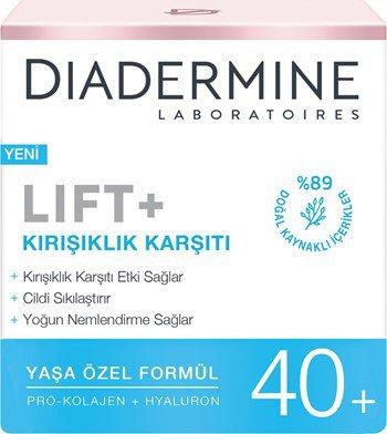 Diadermine LIFT+ Kırışıklk Karşıtı 40+