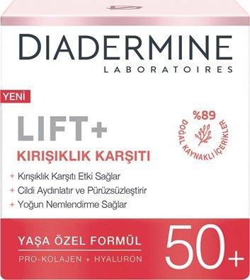 Diadermine LIFT+ Kırışıklk Karşıtı 50+
