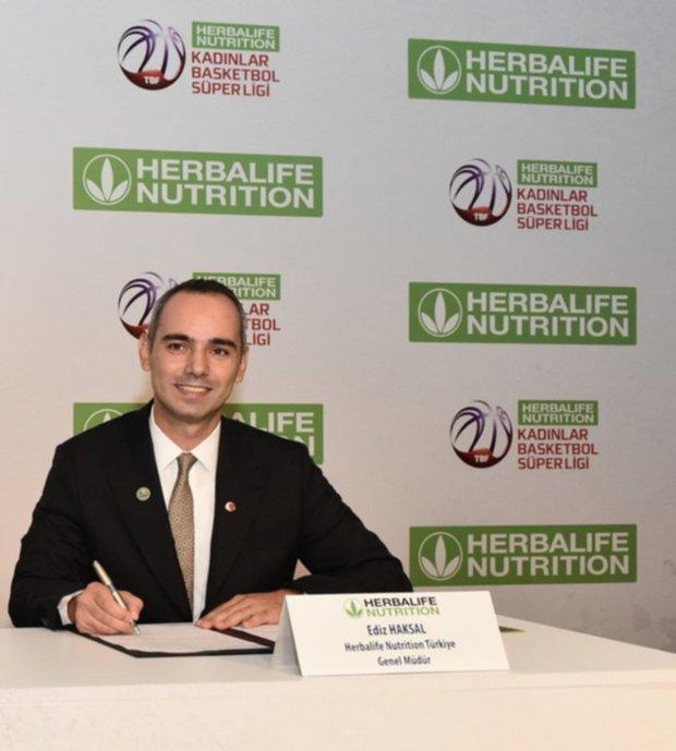 Herbalife Nutrition Genel Müdürü Ediz Haksal