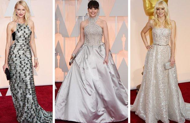 gumus 2015 oscar en iyi guzel elbise kirmizi hali