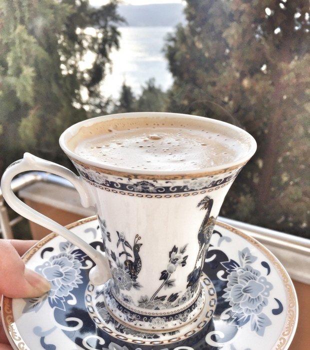 Bir kahve alır mıydınız?