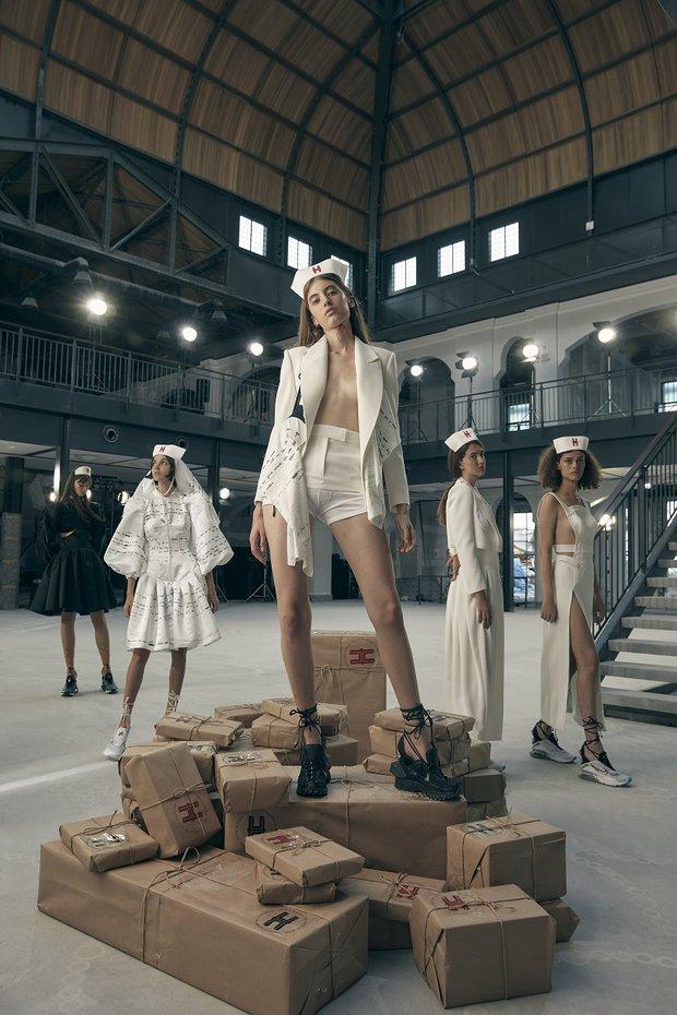 Hakaan Yıldırım İlkbahar Yaz '21 Koleksiyonu Mercedes-Benz Fashion Week Istanbul