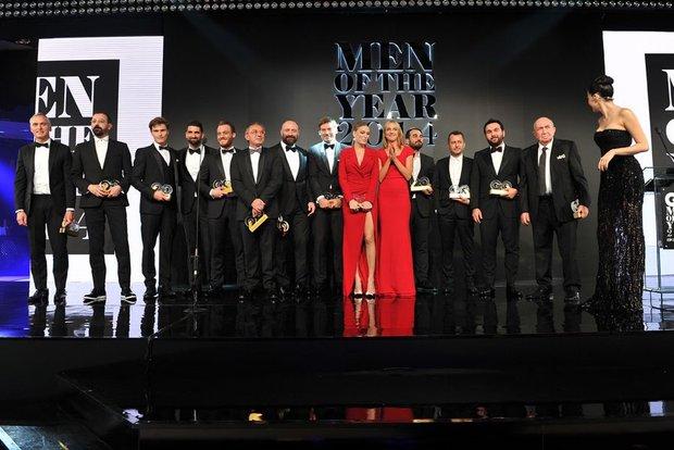 gq men of the year 2014 yilin adamlari odul toreni kazananlar