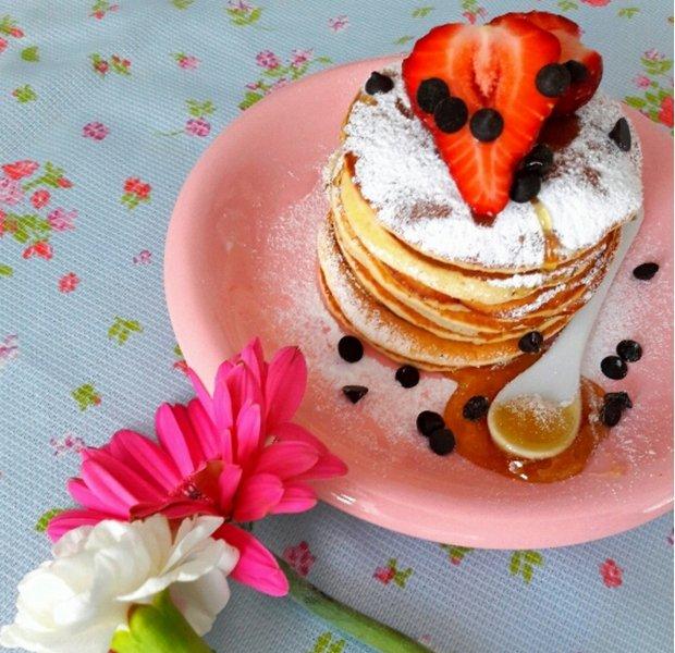 Güne mutlu başlamak için kahvaltı şart