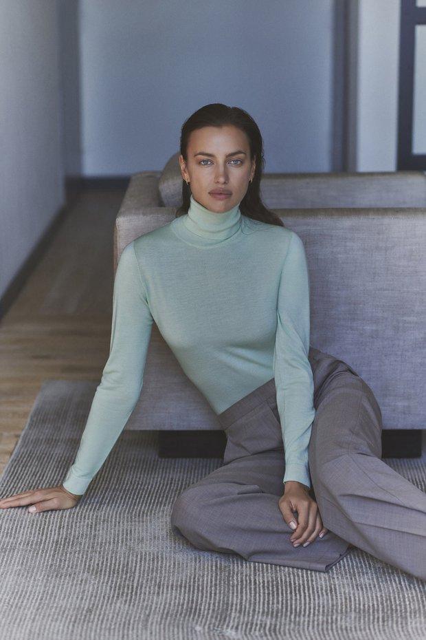 Falconeri x Irina Shayk