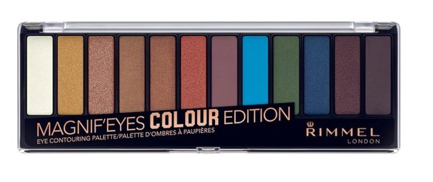 Rimmel London Magnifeyes Eye Contouring Palette Colour Edition 49,99TL