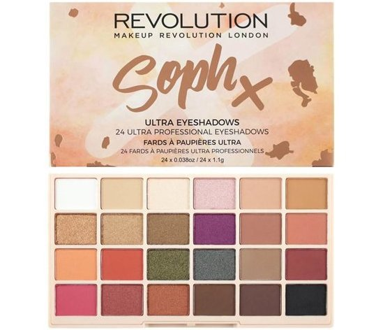 Makeup Revolution Sophx Far Paleti 99TL