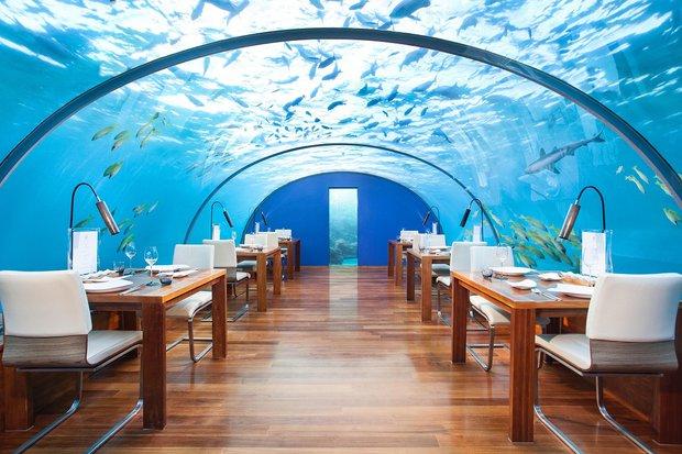 Conrad Maldives Rangali Island; Maldivler