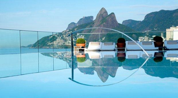 Hotel Fasano; Rio De Janeiro