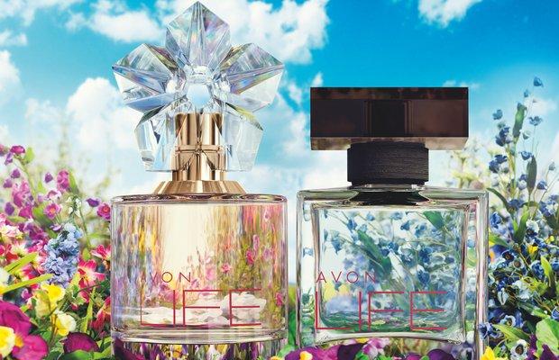 kenzo takada avon için parfüm tasarladı: Avon Life