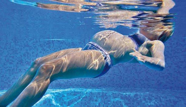 Gebelikte denize veya havuza girme