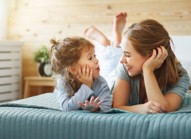 Anne çocuk iletişimi | Doğal Ebeveynlik