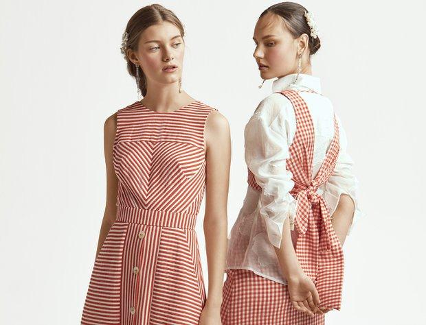 İlkbahar - yaz elbiseleri