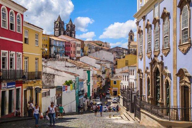 Brezilya, Salvador