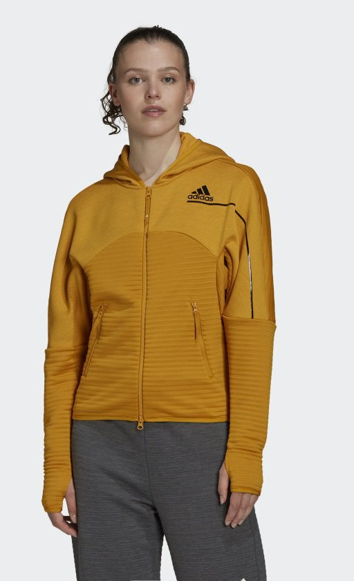 COLD.RDY Athletics Hoodie Gold