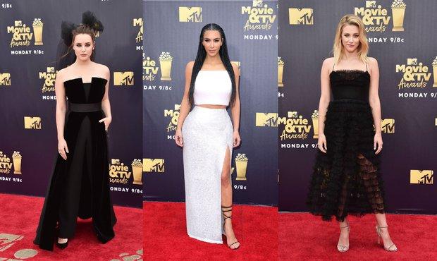 MTV Film ve Dizi Ödülleri 2018 Kırmızı Halı