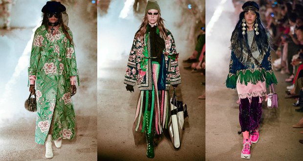Gucci Cruise Resort 2019