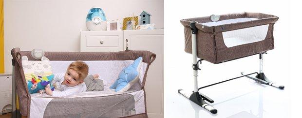 Baby&Plus Safe Side Anne yanı beşik