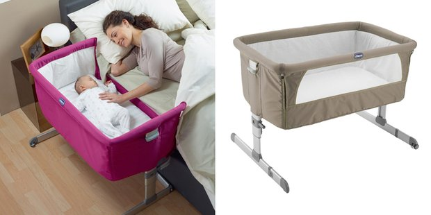 Chicco Next2me Crib Anne Yanı Bebek Beşiği