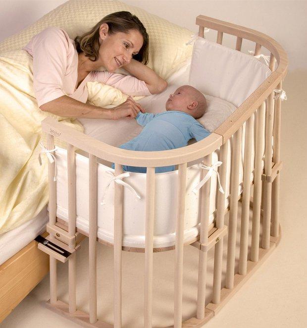 Babybay Anne Yanı Beşik