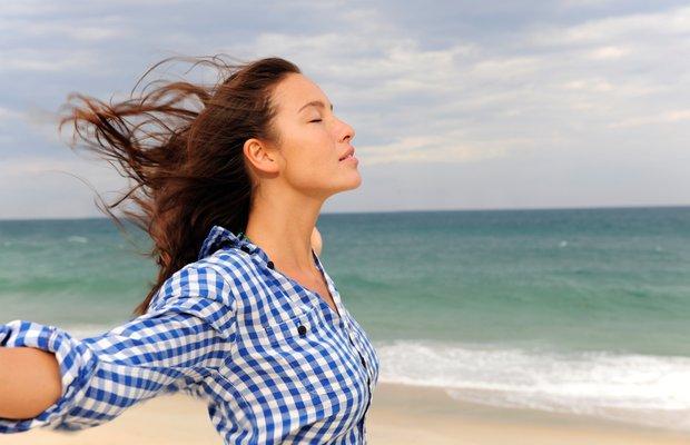 meditasyon huzur dinlenme deniz