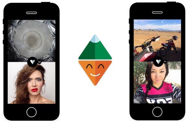 frontback selfie uygulaması