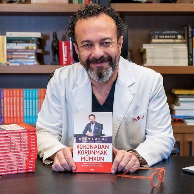 Dr. Ümit Aktaş yeni kitap