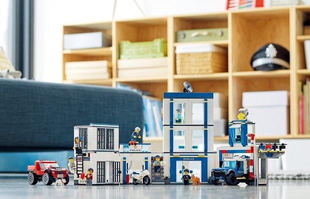 LEGO® City Polis Merkezi (60246)