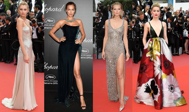 Cannes Film Festivali en şıkları