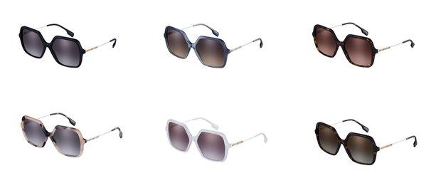 Burberry BE4324 Modeli Gözlük Desenleri