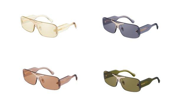 Burberry BE3123 Modeli Gözlük Desenleri