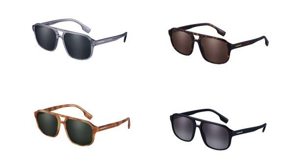 Burberry BE4320 Modeli Gözlük Desenleri