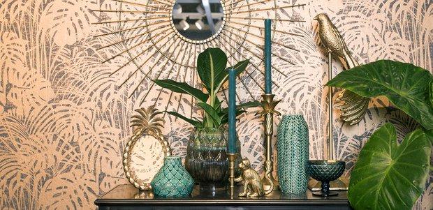 2018 yazlık ev dekorasyon trendleri aksesuar