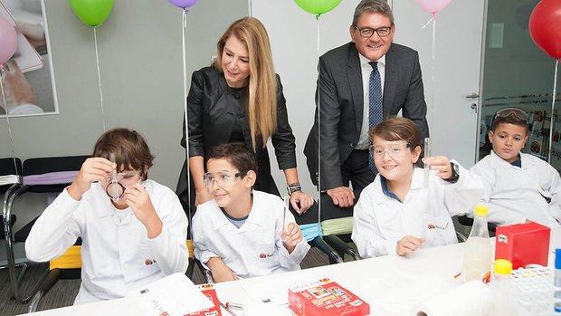 Henkel & Yaratıcı Çocuklar Derneği işbirliği ile Keşif Dünyası projesi