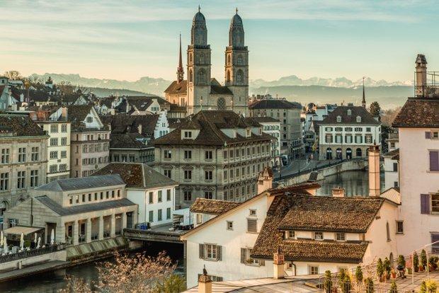 Dünyanın en pahalı şehri: Zürih