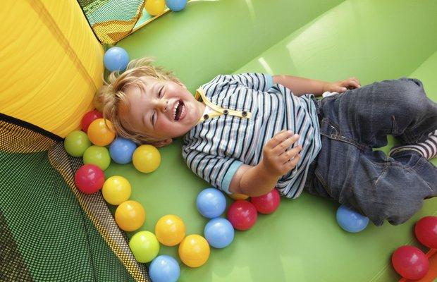 Çocuk ve eğlence