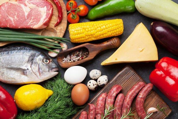 Demir ihtiyacını karşılayan besinler