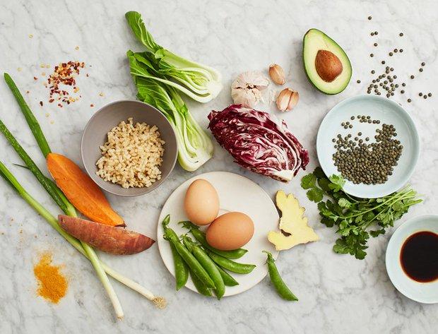 Sağlıklı beslenme işlenmemiş gıdalar