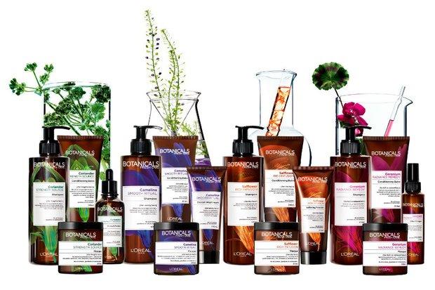 Botanicals Fresh Care Saç Bakım Serisi
