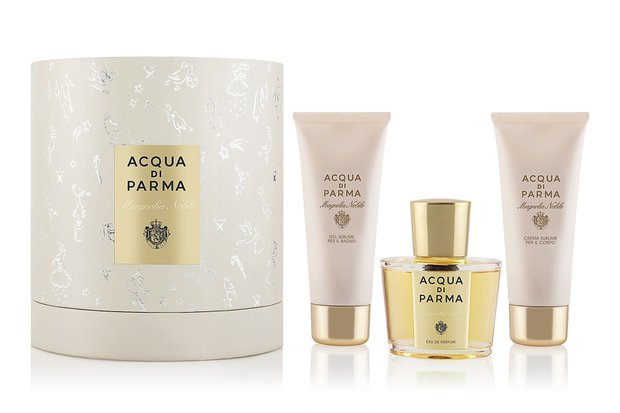 MAGNOLIA NOBİLE SET - 100 ml EDP+75ml duş jeli +75ml krem: 1.170 TL
